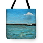 No Rain Today Tote Bag