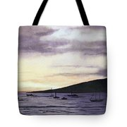 No Safer Harbor Lahaina Hawaii Tote Bag