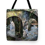 No Simple Highway Tote Bag by Leslie Kell