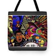 No Slave Songs Tote Bag