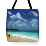 No Surf Today Tote Bag