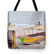No Swimming - Rishikesh India Tote Bag