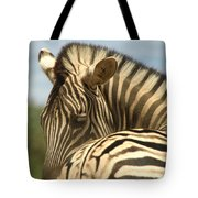 No Tailgaiting Tote Bag