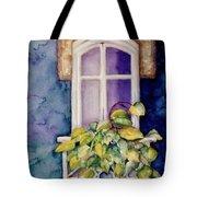 Juliet Balcony Tote Bag