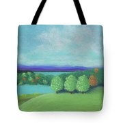 No Wonder He Lived Here Tote Bag