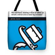 No021-my-ulysses-book-icon-poster Tote Bag