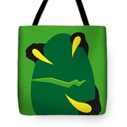 No047 My Jurassic Park Minimal Movie Poster Tote Bag by Chungkong Art