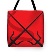 No060 My Electra Minimal Movie Poster Tote Bag