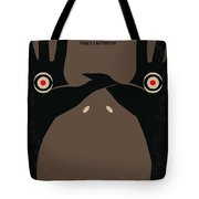No061 My Pans Labyrinth Minimal Movie Poster Tote Bag