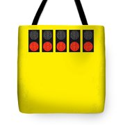 No075 My Senna Minimal Movie Poster Tote Bag by Chungkong Art