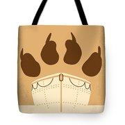 No173 My Life Of Pi Minimal Movie Poster Tote Bag
