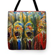 No.2 W1 Collection By Lincoln Townley Tote Bag