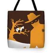 No202 My The Lone Ranger Minimal Movie Poster Tote Bag