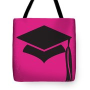 No301 My Legally Blonde Minimal Movie Poster Tote Bag