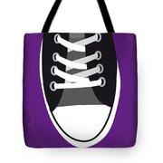 No610 My Footloose Minimal Movie Poster Tote Bag