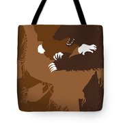 No623 My The Revenant Minimal Movie Poster Tote Bag