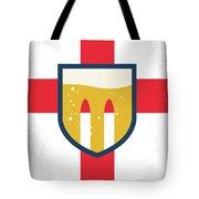 No741 My Grimsby Minimal Movie Poster Tote Bag