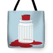 No748 My American Gangster Minimal Movie Poster Tote Bag