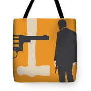 No854 My Payback Minimal Movie Poster Tote Bag