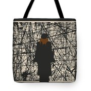 No914 My Mona Lisa Smile Minimal Movie Poster Tote Bag