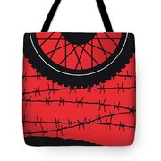 No958 My The Great Escape Minimal Movie Poster Tote Bag