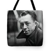 Nobel Prize Winning Writer Albert Camus Unknown Date #2 -2015 Tote Bag