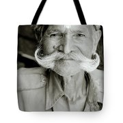 Nobility Of India Tote Bag
