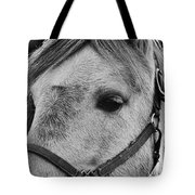 Noble Horse Tote Bag