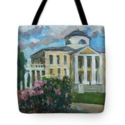 Noble Nest Tote Bag
