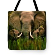 Noble Ones Tote Bag