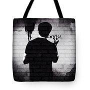 Nobody Ever Listened To Me Tote Bag