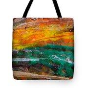 Nobody Landscape Tote Bag