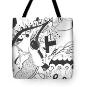 Nobody Really Knows Tote Bag