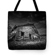 Nobody's Home Tote Bag