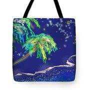 Noche Tropical Tote Bag