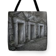 Nocturnal Alley Tote Bag