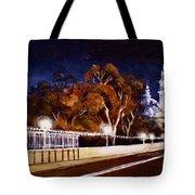 Nocturnal Cabrillo Tote Bag
