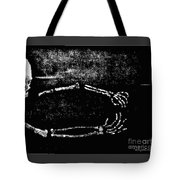Nocturnal Caress Tote Bag