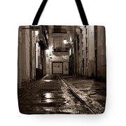 Nocturnal Sound Of Valencia Tote Bag by Silva Wischeropp