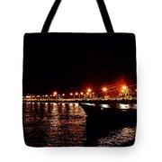 Nocturne Boat Tote Bag