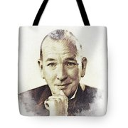 Noel Coward Tote Bag