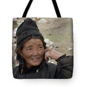 Nomads Of Ladakh Tote Bag