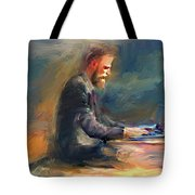 Non Stop Business Tote Bag