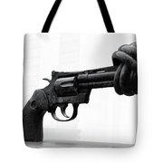 Non Violance Tote Bag