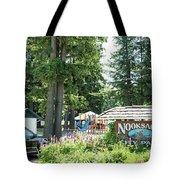 Nooksack City Park Tote Bag