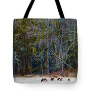 Nooksack Herd Tote Bag