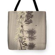 Noon Palms Tote Bag