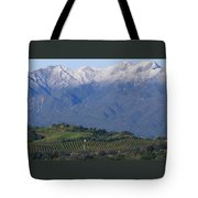Nordhoff Ridge Tote Bag
