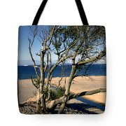 Nordic Beach Tote Bag