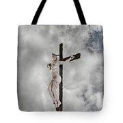 Nordic Female Jesus Tote Bag
